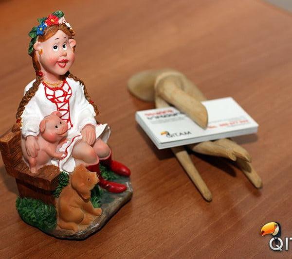 Подарок из Украины )